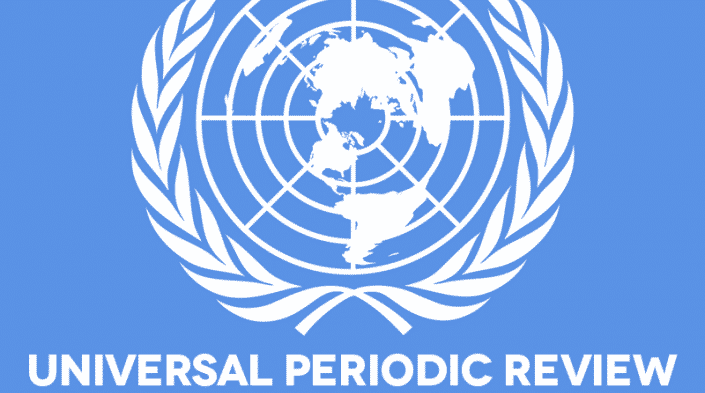 Universal Periodic Preview – APDP Press Release