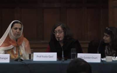 Kashmiris: Contested Present, Possible Futures (Session II) – University of Westminster and the University of Warwick