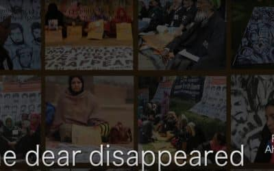 The Dear Disappeared (2018) – Iffat Fatima