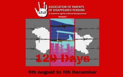 120 Days: 5th August to 5th December — A Report by APDP