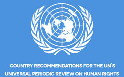 Universal Periodic Review Response – APDP Press Release